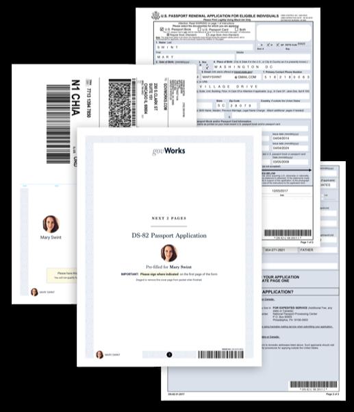 Expedited Passport Trackiing